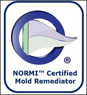 Normi Mold Remediator Certificate